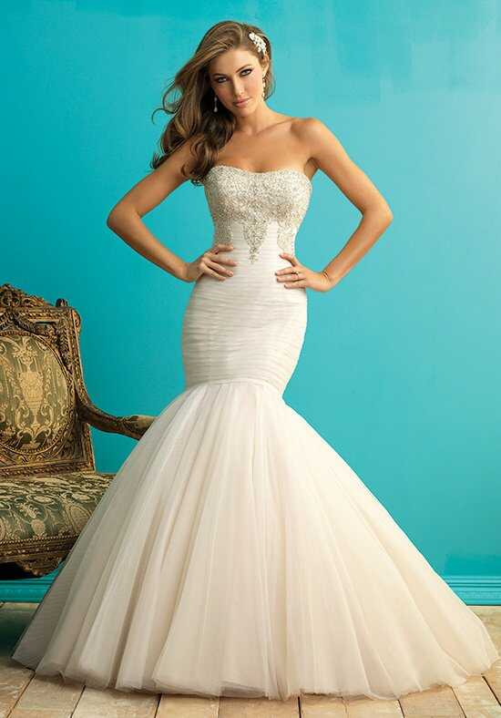 Allure Bridals 9258 Mermaid Wedding Dress