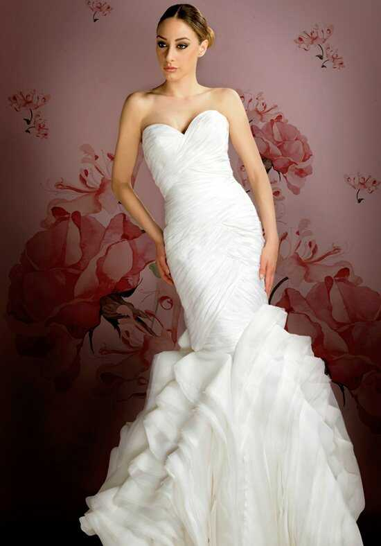 Ysa Makino KYM80 Mermaid Wedding Dress