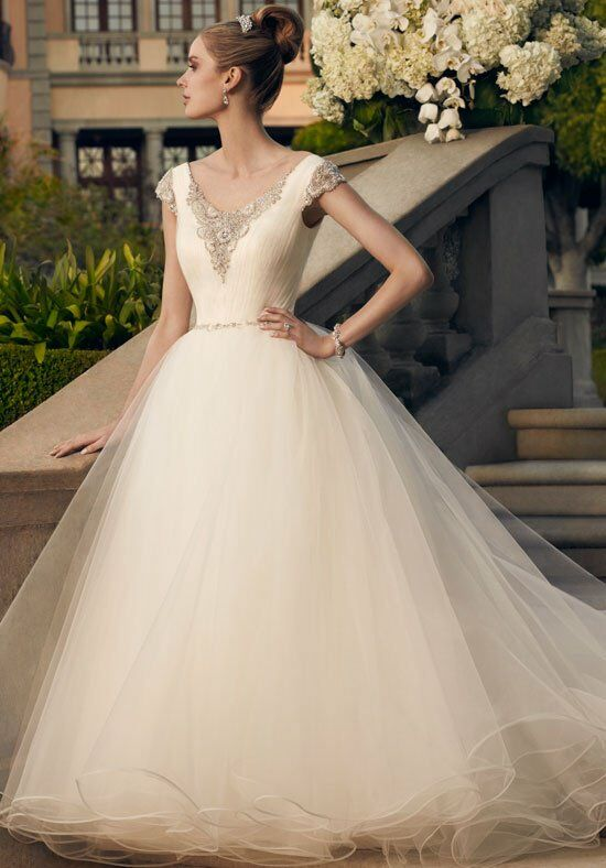 Casablanca Bridal 2167 Ball Gown Wedding Dress