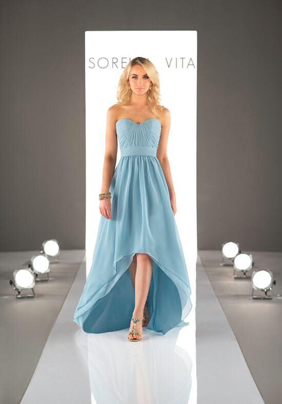 Sorella Vita 8826 Strapless Bridesmaid Dress