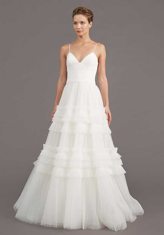Amsale Saylor Ball Gown Wedding Dress