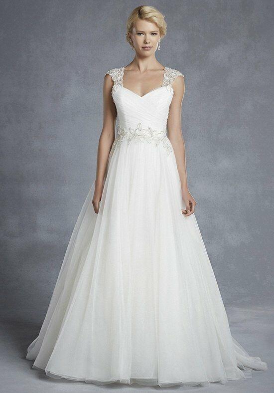 Blue By Enzoani Halifax A Line Wedding Dress