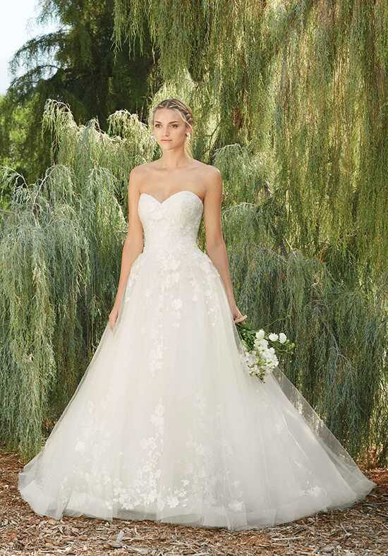 Casablanca Bridal Style 2267 Morning Glory Ball Gown Wedding Dress