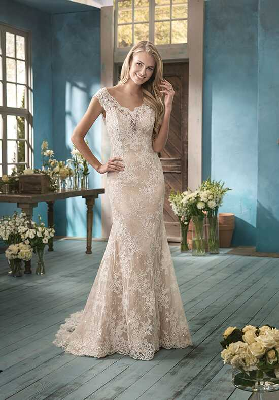 Jasmine Collection F191051 Mermaid Wedding Dress