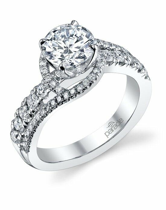 Parade Design Style R3149 from the Hemera Collection Engagement Ring photo
