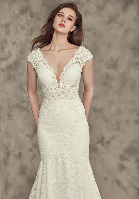 Calla Blanche 16254 Juliet A-Line Wedding Dress