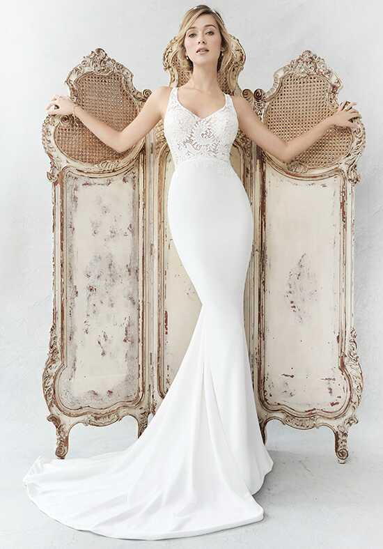 Kenneth Winston: Ella Rosa Collection BE260 Mermaid Wedding Dress