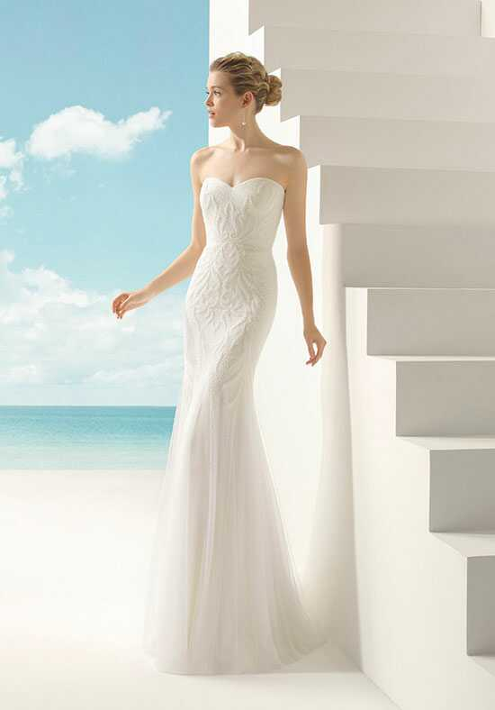 Soft by Rosa Clará Vancouver Mermaid Wedding Dress