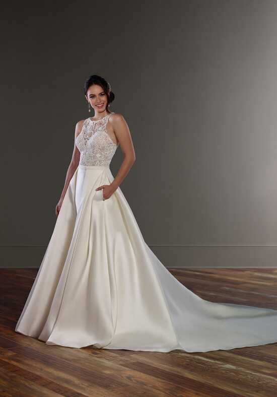 Martina Liana Brody+Selene+Olivia Ball Gown Wedding Dress