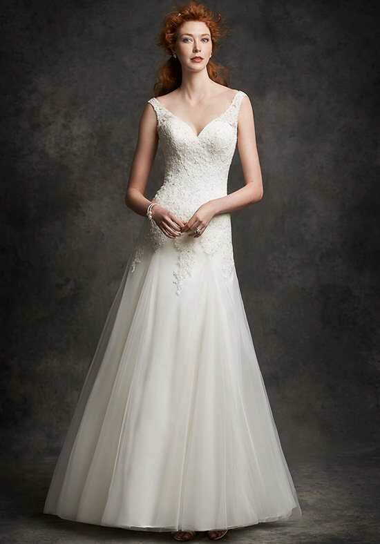 Ella Rosa: Gallery GA2250 A-Line Wedding Dress
