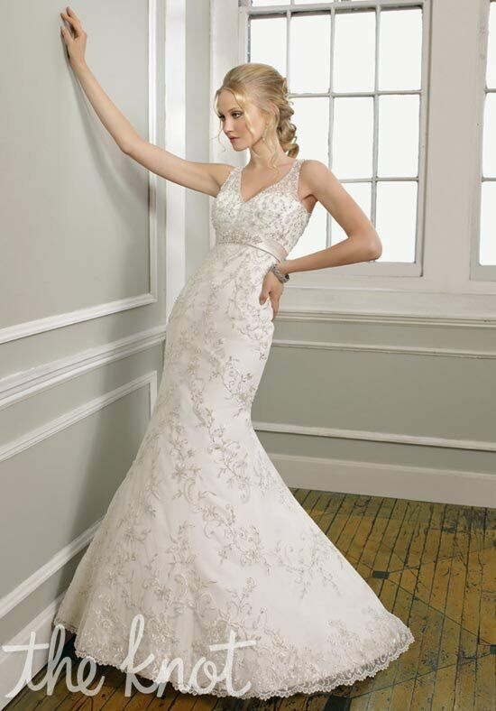Morilee by Madeline Gardner 1655 Mermaid Wedding Dress