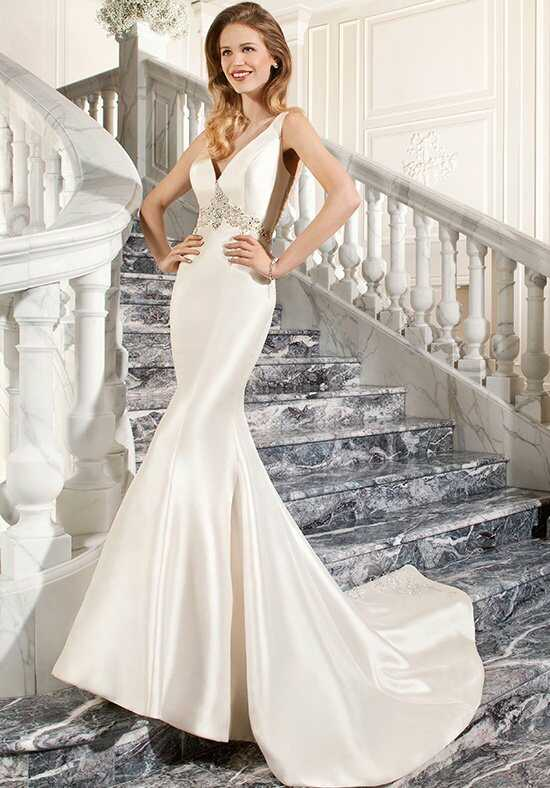 Demetrios C206 Mermaid Wedding Dress