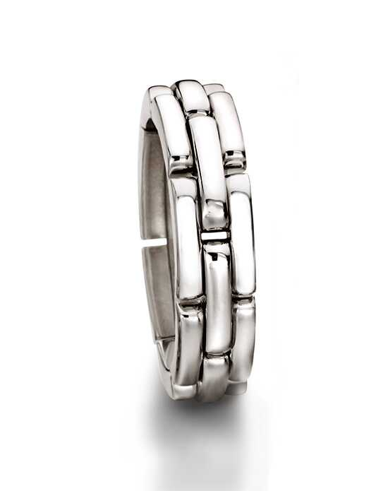 Furrer Jacot Wedding Bands 71-22760 Platinum Wedding Ring