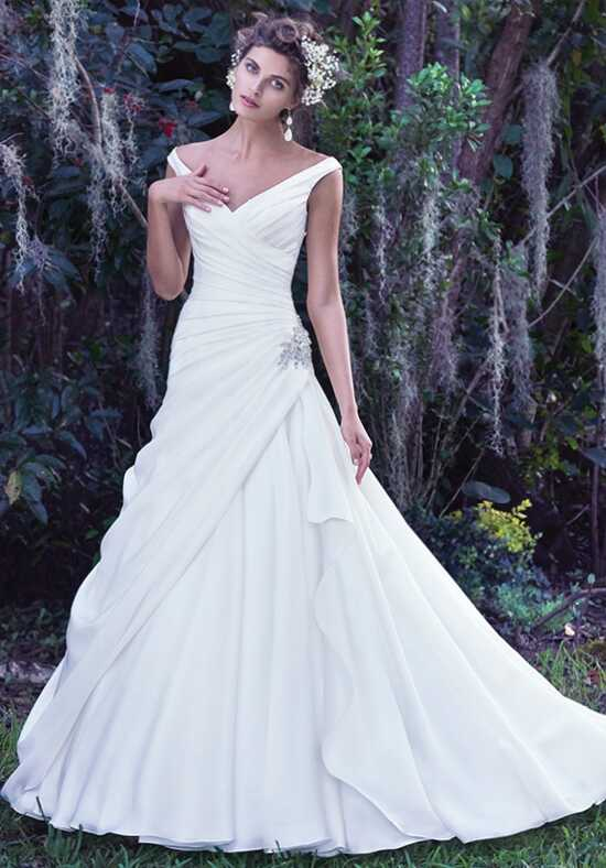 Maggie Sottero Harper A-Line Wedding Dress