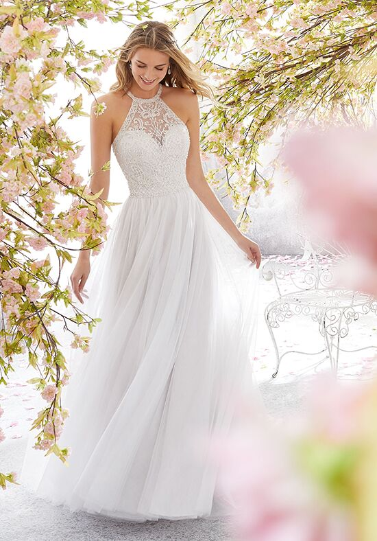 Morilee by Madeline Gardner/Voyage 6898 / Leilani A-Line Wedding Dress