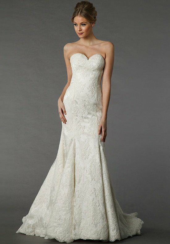Pnina Tornai for Kleinfeld 4371 A-Line Wedding Dress