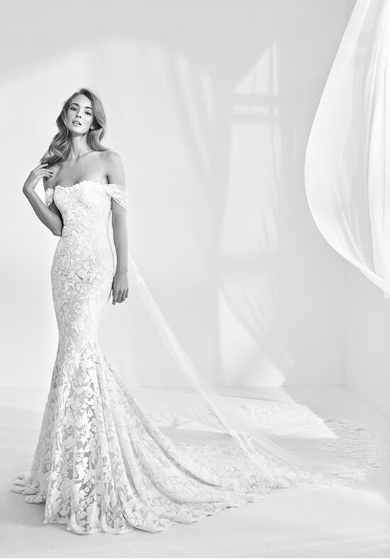 PRONOVIAS RANI Mermaid Wedding Dress