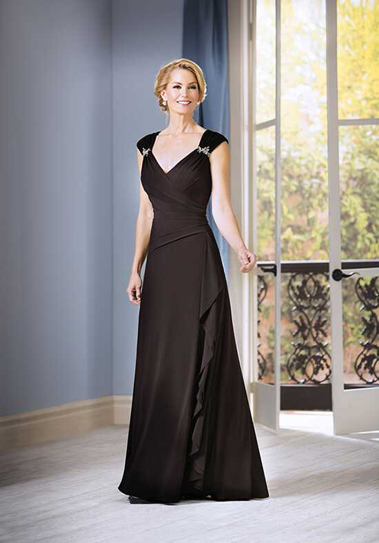 Jade J185056 Black Mother Of The Bride Dress