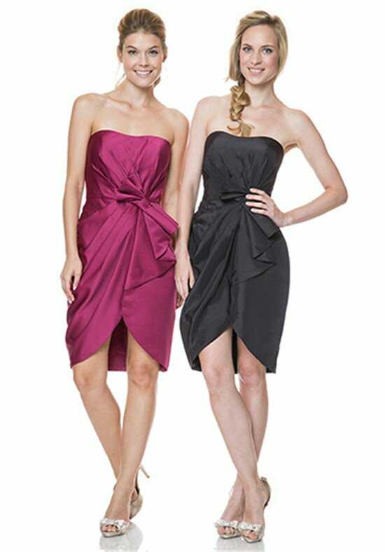 Bari Jay Bridesmaids T-1523 Strapless Bridesmaid Dress