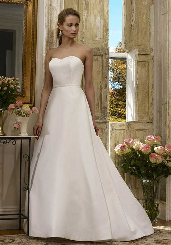 Robert Bullock Bride Bloom A-Line Wedding Dress