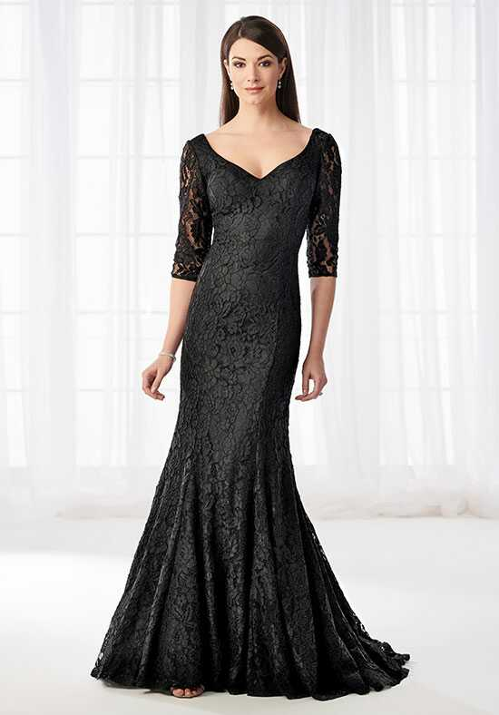Cameron Blake 218601 Black Mother Of The Bride Dress