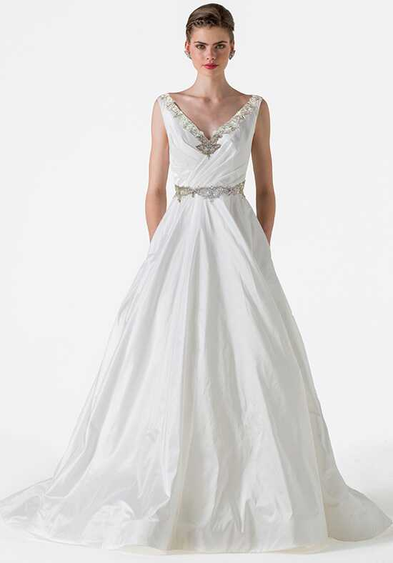 Anne Barge Sheridan Ball Gown Wedding Dress