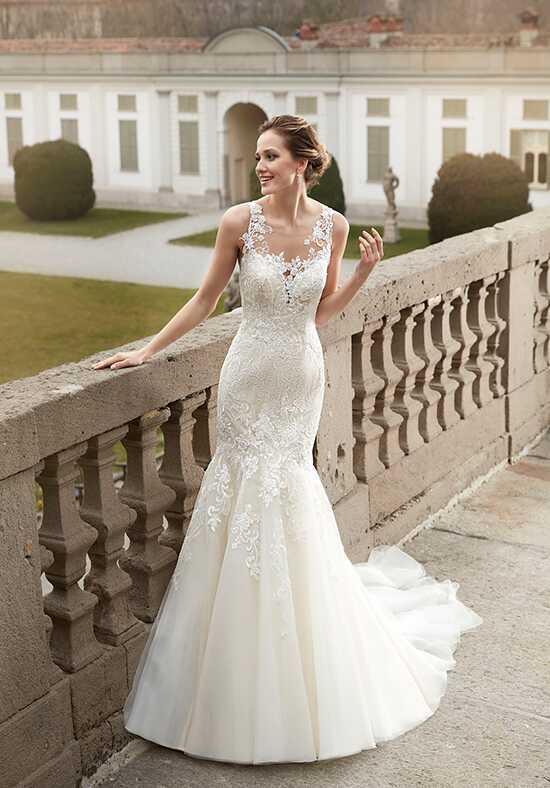 Eddy K EK1078 Mermaid Wedding Dress