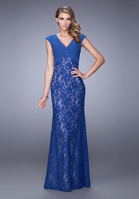 La Femme Evening 21681 Mother Of The Bride Dress