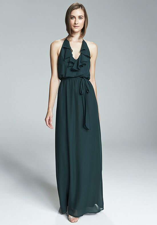 Nouvelle Amsale Bridesmaids Dani Halter Bridesmaid Dress