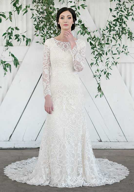 Modest by Mon Cheri TR21851 A-Line Wedding Dress
