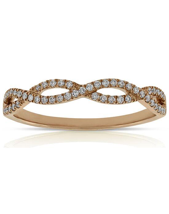ben bridge jeweler gold braided diamond band 14k 11527033