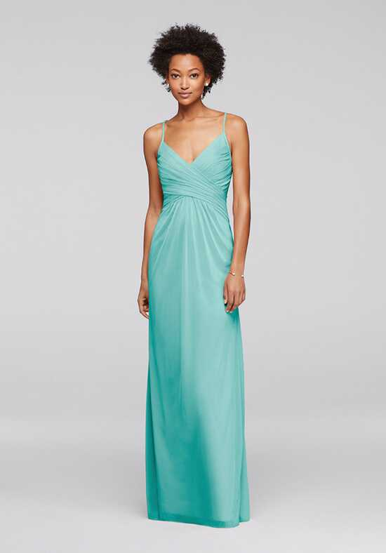 David's Bridal Collection David's Bridal Style F19249 V-Neck Bridesmaid Dress
