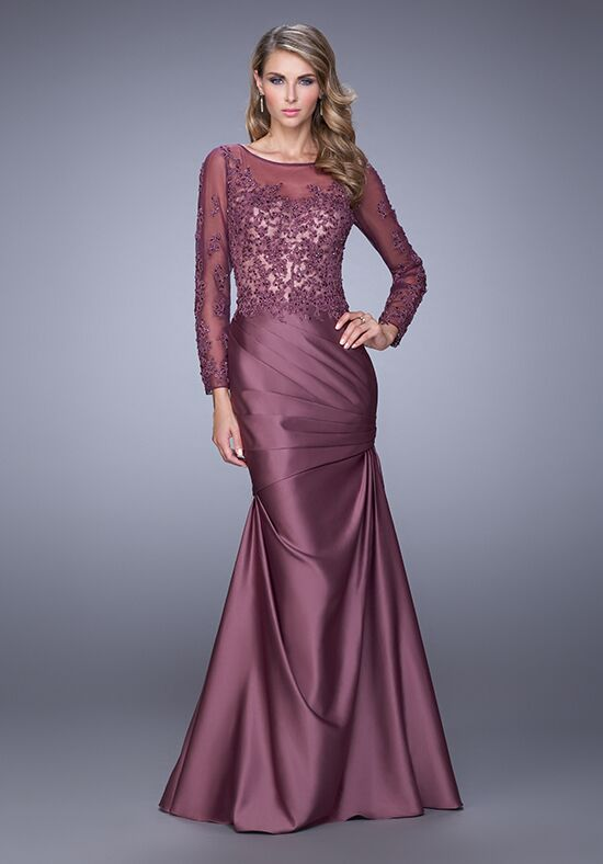 La Femme Evening 21708 Mother Of The Bride Dress