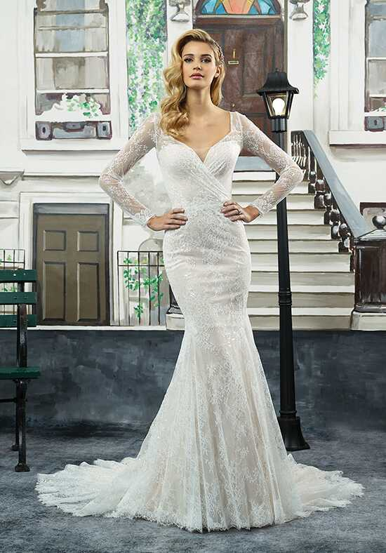 Justin Alexander 8959 Mermaid Wedding Dress
