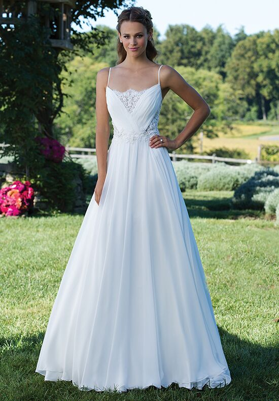 Sincerity Bridal 3991 A-Line Wedding Dress