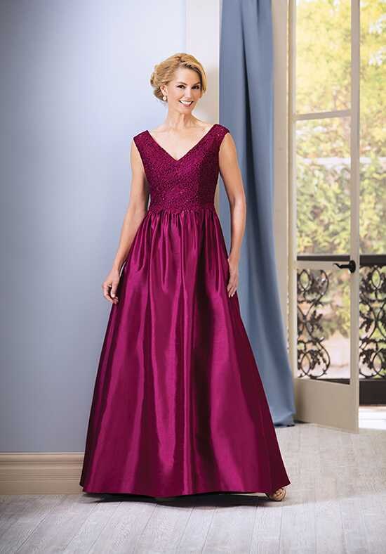 Jade J185066 Red Mother Of The Bride Dress