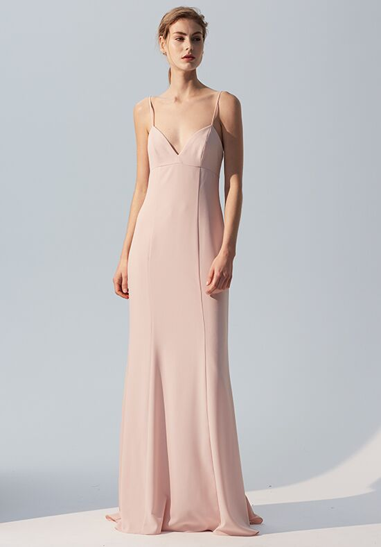 Amsale Bridesmaids Blair Sweetheart Bridesmaid Dress