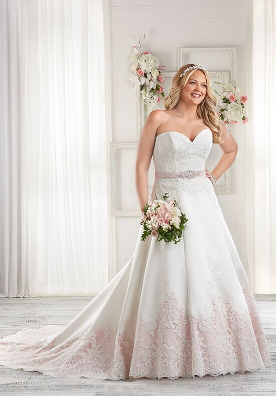 Unforgettable by Bonny Bridal 1604 A-Line Wedding Dress