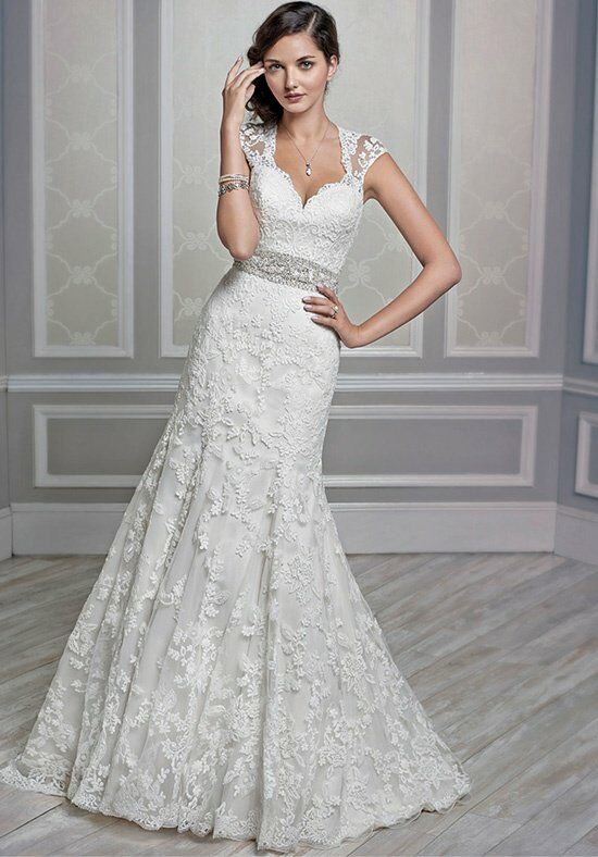 Kenneth Winston 1598 Mermaid Wedding Dress