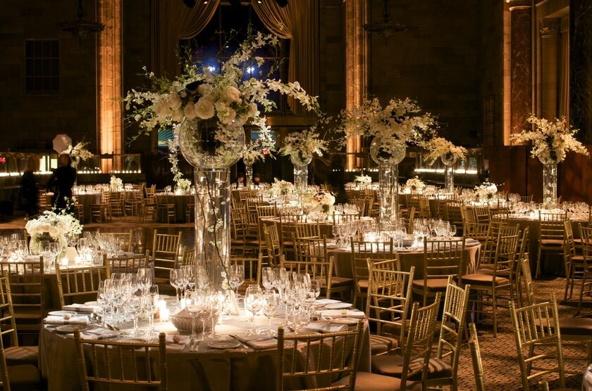 People Should Get A Feel Of The Wedding Reception In Its Most Spectacular Way So Venue Plays Vital Role An Event Azul Hall Is One