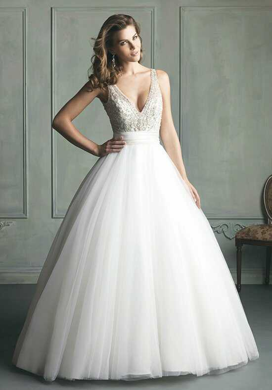 Allure Bridals 9103 Ball Gown Wedding Dress