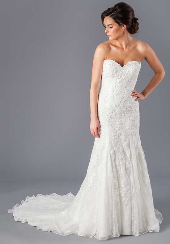 Kennedy Blue Georgia Sheath Wedding Dress