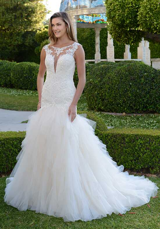 Venus Bridal VE8356N Mermaid Wedding Dress