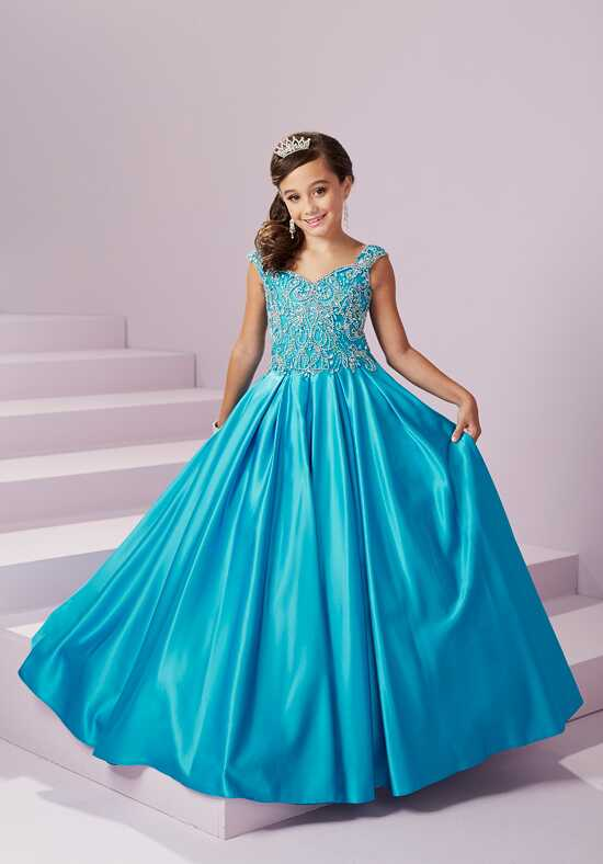 Tiffany Princess 13490 Flower Girl Dress