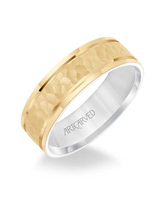 ArtCarved 11-WV8833YW65 Gold Wedding Ring