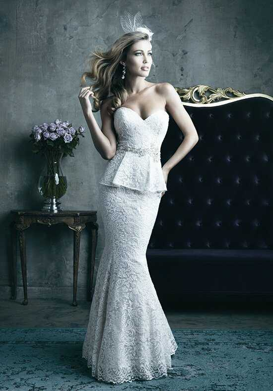 Allure Couture C282 Wedding Dress photo