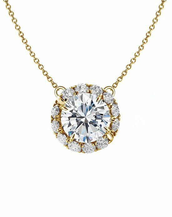 Danhov Fine Jewelry Abbraccio Fine Jewelry-AP100Y Wedding Necklace photo
