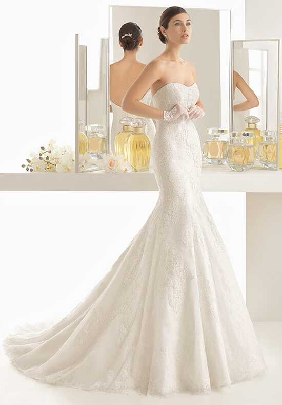 Two by Rosa Clará Obice Mermaid Wedding Dress