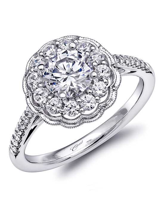 Coast Diamond LC6077 Engagement Ring photo