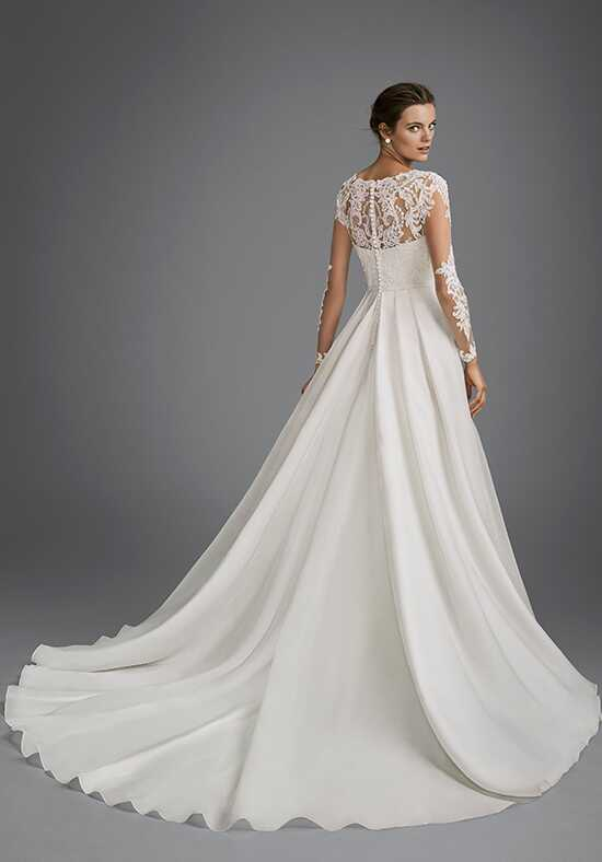 Luna Novias HIGAR A-Line Wedding Dress